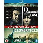 Cloverfield Filmer Cloverfield / 10 Cloverfield Lane (Double Pack) [Blu-ray] [2016] [Region Free]